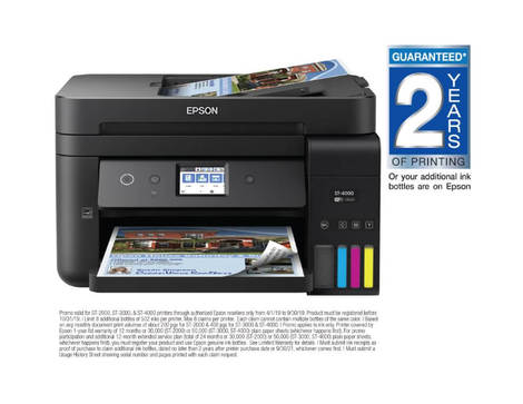 Epson ST-400 Super Tank Printer